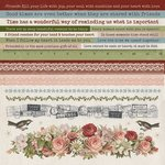 Kaisercraft - Cherry Tree Lane Collection - 12 x 12 Sticker Sheet