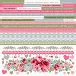 Kaisercraft - High Tea Collection - 12 x 12 Sticker Sheet
