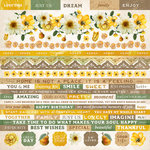 Kaisercraft - Golden Grove Collection - 12 x 12 Sticker Sheet