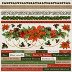 Kaisercraft - Letters to Santa Collection - Christmas - 12 x 12 Sticker Sheet