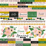 Kaisercraft - Fleur Collection - 12 x 12 Sticker Sheet