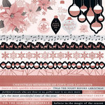 Kaisercraft - Sparkle Collection - 12 x 12 Sticker Sheet