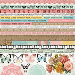 Kaisercraft - Scrap Studio Collection - 12 x 12 Sticker Sheet
