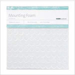Kaisercraft - Self Adhesive Foam Dots - White
