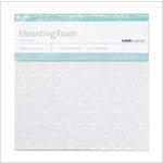 Kaisercraft - Self Adhesive Foam Dots - White