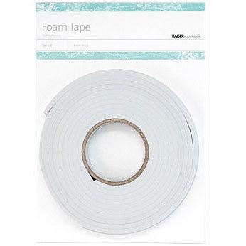 Kaisercraft - Self Adhesive Foam Tape - White