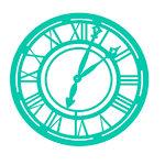 Kaisercraft - Stencils Template - Clock