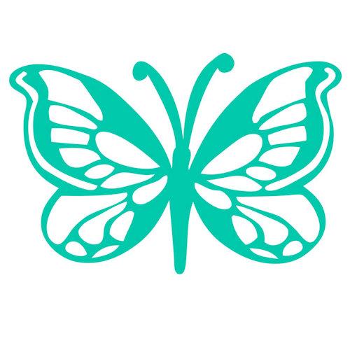 Kaisercraft - Stencils Template - Butterfly