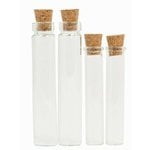 Kaisercraft - Kaisertreasures - Corked Bottles 4 Pieces