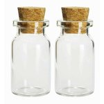 Kaisercraft - Kaisertreasures - Corked Bottles 2 Pieces