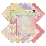 K and Company - Paper Doll Collection - 12 x 12 Die Cut Paper Pad