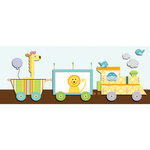 K and Company - Baby Collection - Page Titles - Train, CLEARANCE
