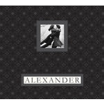K and Company - Simply K Collection - Frame a Name - 12 x 12 Scrapbook Album - Alexander