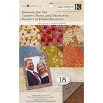 K and Company - Blossomwood Collection by Tim Coffey - Designer Mat Pad