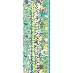 K and Company - PoppySeed Collection - Adhesive Paper Borders, CLEARANCE