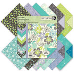 K and Company - PoppySeed Collection - 12 x 12 Designer Paper Pad, CLEARANCE