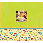 K and Company - Confetti Collection - 12 x 12 Scrapbook Album - Fiesta
