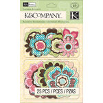 K and Company - Blossom Collection - Layered Accents