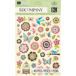K and Company - Blossom Collection - Pillow Stickers