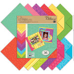 K and Company - Life's Little Occasions Collection - 12 x 12 Designer Paper Pad - Bights, CLEARANCE