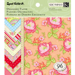 K and Company - Sweet Nectar Collection - 6 x 6 Designer Paper Pad, CLEARANCE