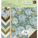 K and Company - Julianne Collection - 12 x 12 Designer Paper Pad