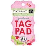 K and Company - Sweet Nectar Collection - Tag Pad