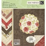 K and Company - Julianne Collection - 12 x 12 Specialty Paper Pad