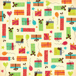 K and Company - Confetti Collection - 12 x 12 Paper - Gifts