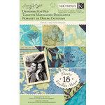 K and Company - Botanical Collection - Designer Mat Pad