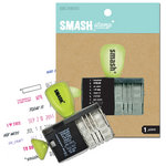 K and Company - SMASH Collection - Rubber Stamp - Date