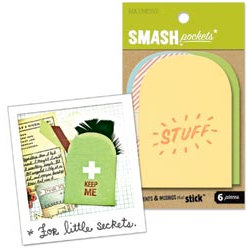 K and Company - SMASH Collection - Pockets - Secret
