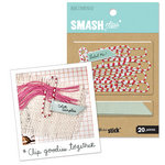 K and Company - SMASH Collection - Paper Clips - Flag