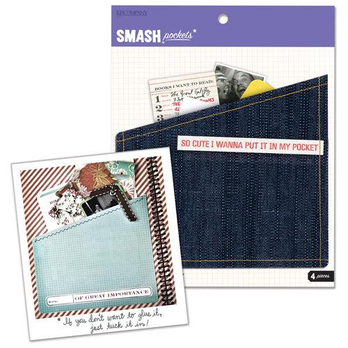 K and Company - SMASH Collection - Pockets - Folder