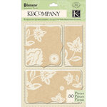 K and Company - Edamame Collection - Journal Tags
