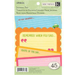 K and Company - Citronella Collection - Journal Pad, CLEARANCE