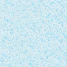 K and Company - Citronella Collection - 12 x 12 Glitter Paper - Waves, CLEARANCE