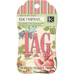 K and Company - Merryweather Collection - Tag Pad