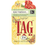 K and Company - Meadow Collection - Tag Pad