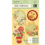 K and Company - Meadow Collection - Stitched Adornments