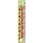 K and Company - Meadow Collection - Acetate Adhesive Borders