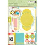 K and Company - Beyond Postmarks Collection - Cards and Envelopes - Letterpress