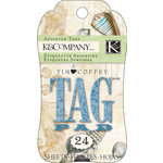 K and Company - Travel Collection - Tag Pad