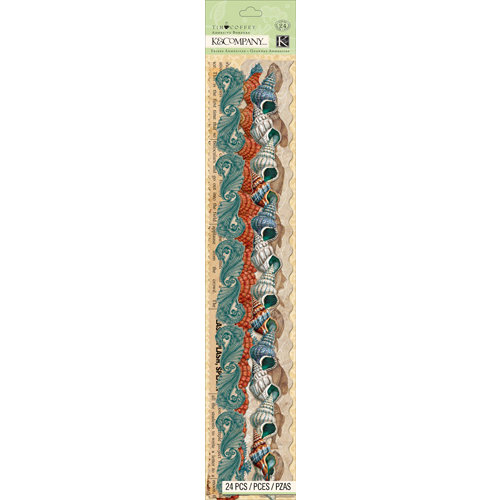 K and Company - Travel Collection - Adhesive Borders