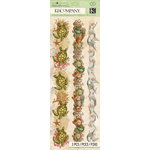K and Company - Travel Collection - Grand Adhesions - Border