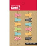 K and Company - SMASH Collection - Clips - Tiny Flag