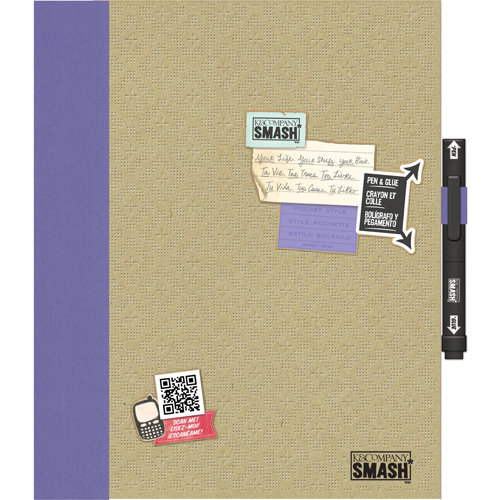 K and Company - SMASH Collection - Journal Book - Pretty Pocket