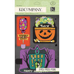K and Company - Spooky Collection - Halloween - Sliders