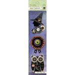 K and Company - Haunted Collection - Halloween - Stitched Adornments