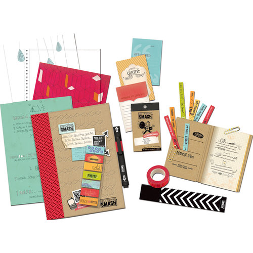 K and Company - SMASH Collection - Folio Bundle - Red